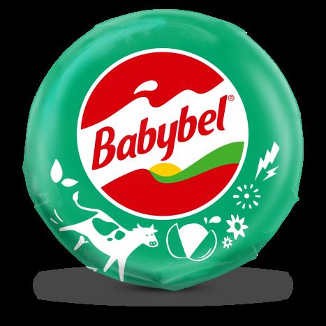 Mini Babybel® goût Mozzarella