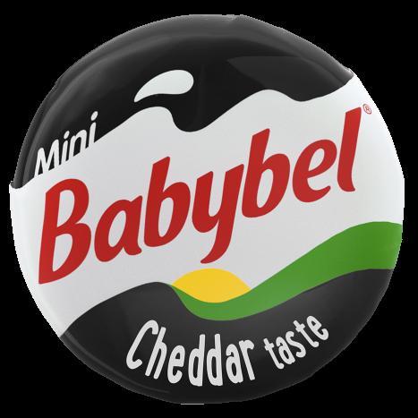 Mini Babybel® Cheddar taste