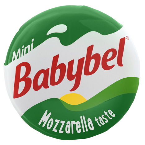 Mini Babybel® Mozzarella taste