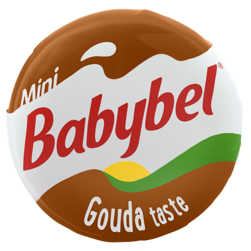 Mini Babybel® Gouda taste